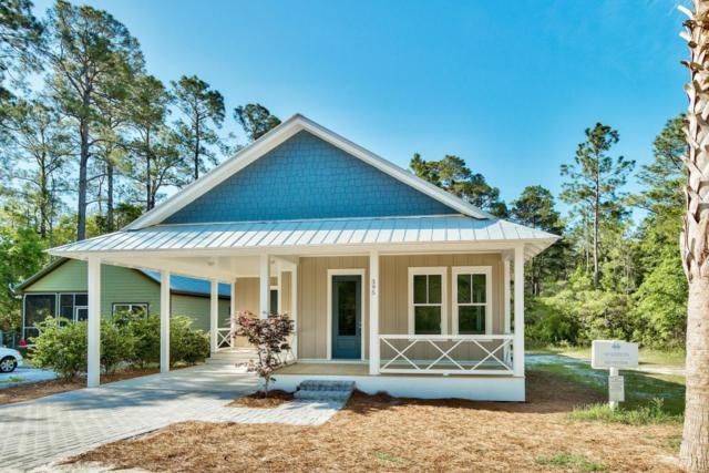 395 E Point Washington Road, Santa Rosa Beach, FL 32459 (MLS #797227) :: Keller Williams Emerald Coast