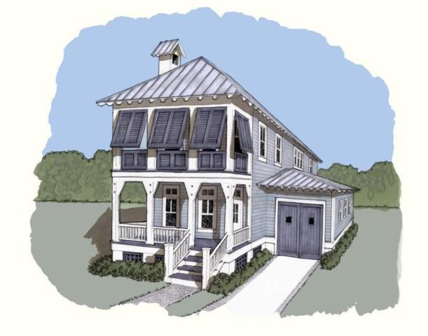 Lot Grande Pointe Cirlce E. 22, Inlet Beach, FL 32461 (MLS #797279) :: Luxury Properties Real Estate