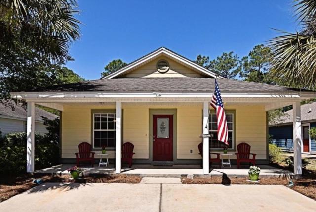 159 Central 7th Street, Santa Rosa Beach, FL 32459 (MLS #797350) :: ResortQuest Real Estate