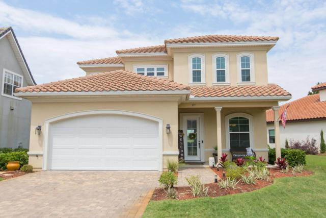 87 Cobalt Lane, Miramar Beach, FL 32550 (MLS #797533) :: Classic Luxury Real Estate, LLC
