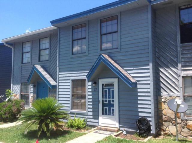 1325 Greendale Avenue Unit 17, Fort Walton Beach, FL 32547 (MLS #797982) :: ResortQuest Real Estate