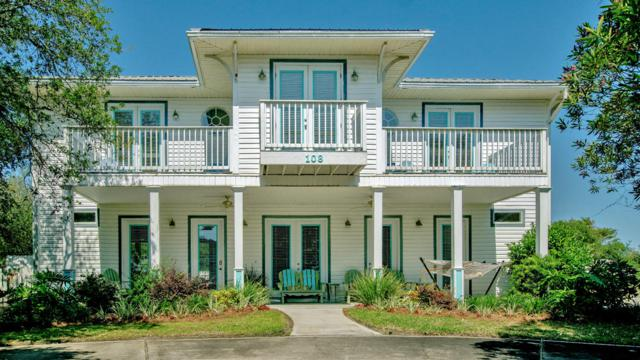 108 Pelican Circle, Inlet Beach, FL 32461 (MLS #798005) :: RE/MAX By The Sea