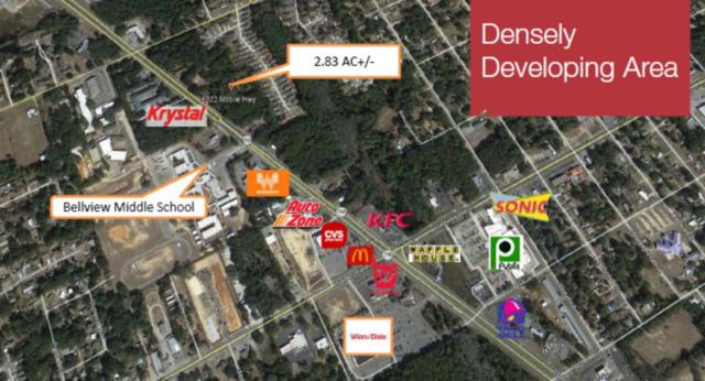 6222 Mobile Highway, Pensacola, FL 32526 (MLS #798050) :: ResortQuest Real Estate
