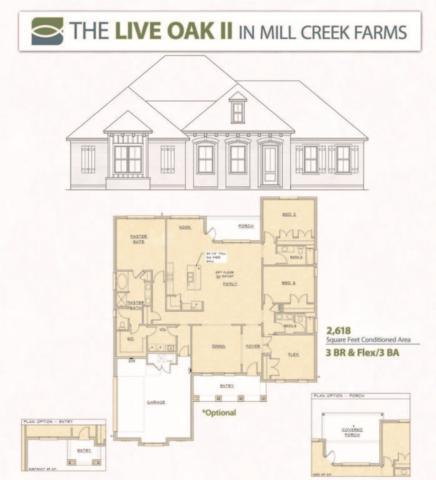1530 Mill Creek Drive, Baker, FL 32531 (MLS #798090) :: Classic Luxury Real Estate, LLC
