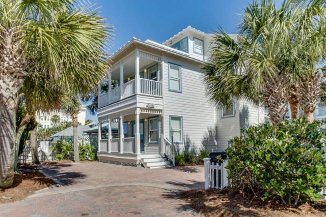 160 Seaward Drive, Santa Rosa Beach, FL 32459 (MLS #798145) :: RE/MAX By The Sea