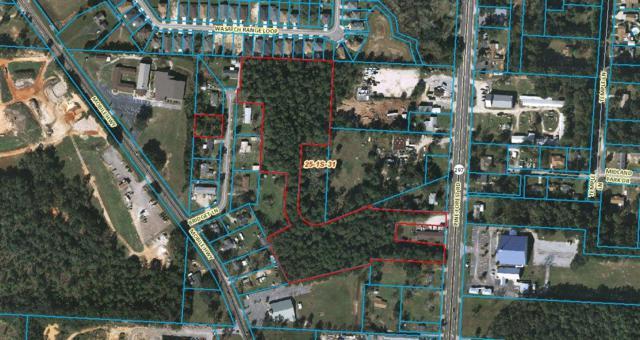 6800 Pine Forest Road, Pensacola, FL 32526 (MLS #798246) :: Keller Williams Realty Emerald Coast