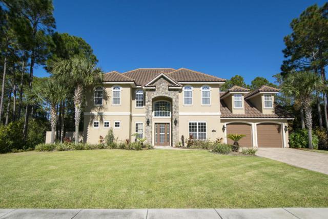 104 Trieste Boulevard, Panama City Beach, FL 32407 (MLS #798273) :: Coast Properties