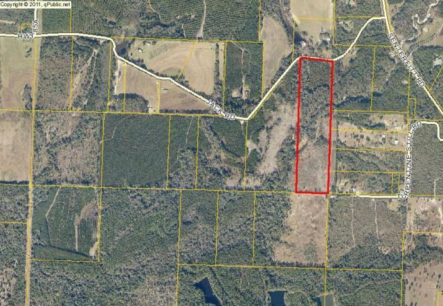 30 acres South Jack Rd, Laurel Hill, FL 32567 (MLS #798276) :: Coast Properties