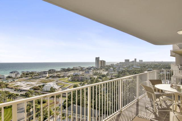 1 Beach Club Drive Unit 1403, Miramar Beach, FL 32550 (MLS #798551) :: ResortQuest Real Estate
