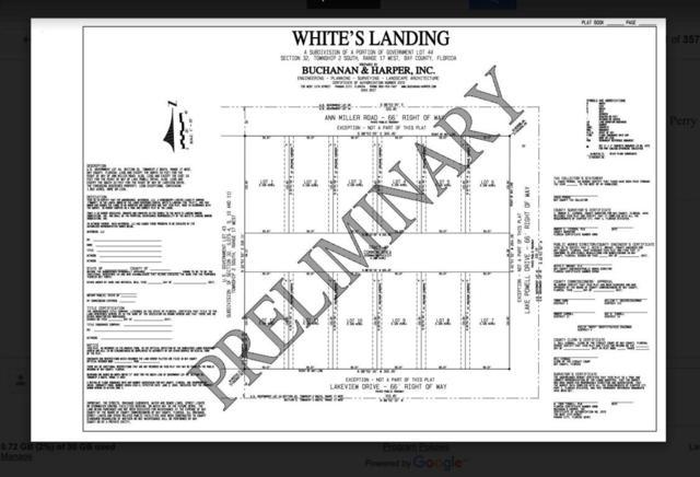 709 Lake Powel Dr, West Panama City Beach, FL 32413 (MLS #798644) :: Classic Luxury Real Estate, LLC