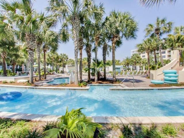 1322 SE Miracle Strip Parkway Unit L5, Fort Walton Beach, FL 32548 (MLS #798695) :: RE/MAX By The Sea