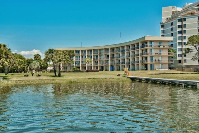 214 SW Miracle Strip Parkway Unit A206, Fort Walton Beach, FL 32548 (MLS #798811) :: Keller Williams Realty Emerald Coast