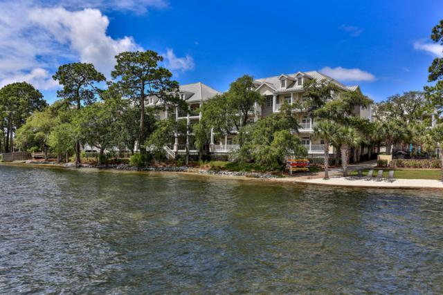 4121 Cobalt Circle P104, Panama City Beach, FL 32408 (MLS #799000) :: Keller Williams Emerald Coast