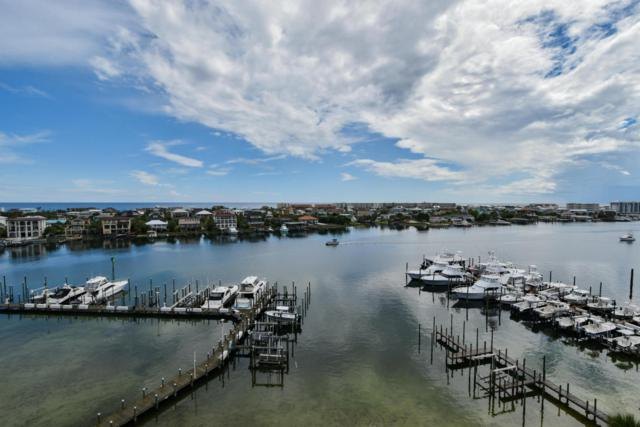662 Harbor Boulevard Unit 650, Destin, FL 32541 (MLS #799060) :: RE/MAX By The Sea