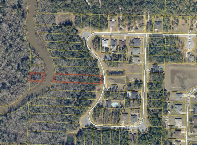 Lot 27 Genevieve Way, Crestview, FL 32536 (MLS #799065) :: Coast Properties