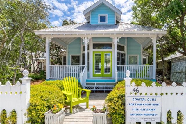 46 Tupelo Street, Santa Rosa Beach, FL 32459 (MLS #799072) :: ENGEL & VÖLKERS