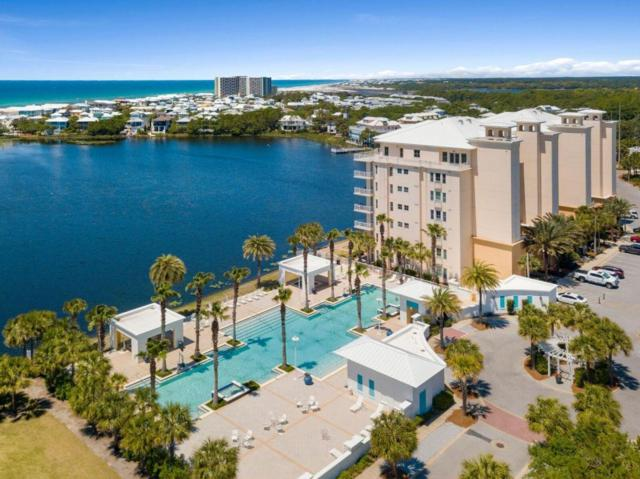 116 Carillon Market Street # 202, Panama City Beach, FL 32413 (MLS #799100) :: Counts Real Estate Group