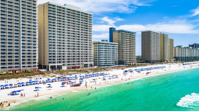10719 Front Beach Road #805, Panama City Beach, FL 32407 (MLS #799393) :: ResortQuest Real Estate