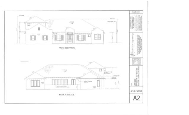 3202 Bay Estates Drive, Miramar Beach, FL 32550 (MLS #799397) :: Coast Properties