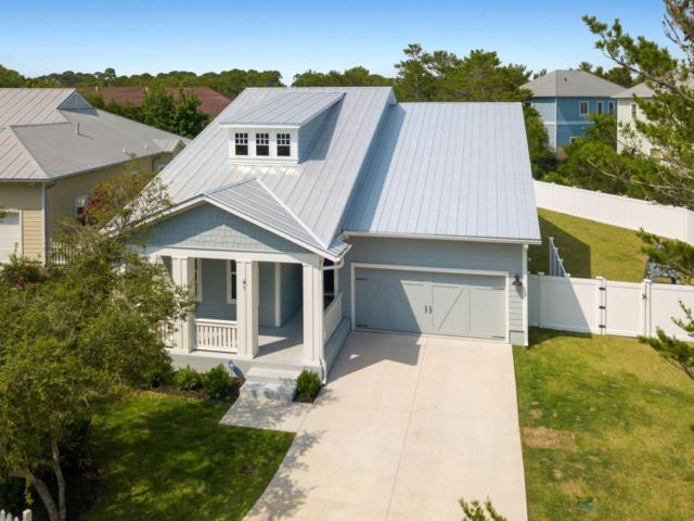 41 Seabreeze Way, Inlet Beach, FL 32461 (MLS #799403) :: Luxury Properties on 30A