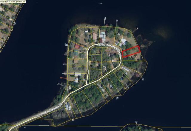 Lot 14 Juniper Island Drive, Defuniak Springs, FL 32433 (MLS #799406) :: Davis Properties