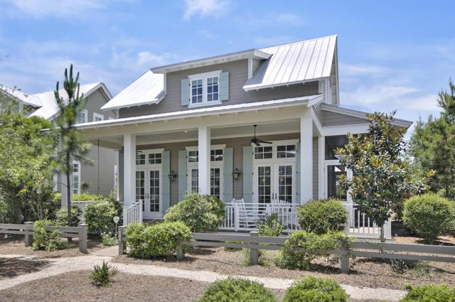 146 Sunflower Street, Santa Rosa Beach, FL 32459 (MLS #799407) :: Luxury Properties on 30A