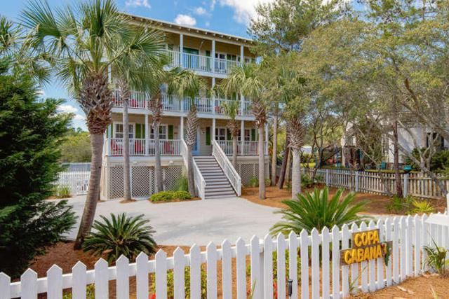 70 Pointe Circle, Santa Rosa Beach, FL 32459 (MLS #799414) :: Luxury Properties on 30A