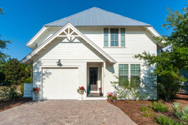 12 Cypress Circle, Santa Rosa Beach, FL 32459 (MLS #799484) :: The Premier Property Group