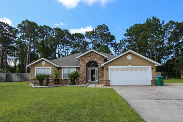 105 Shadow Bay Drive, Panama City Beach, FL 32413 (MLS #799510) :: Classic Luxury Real Estate, LLC
