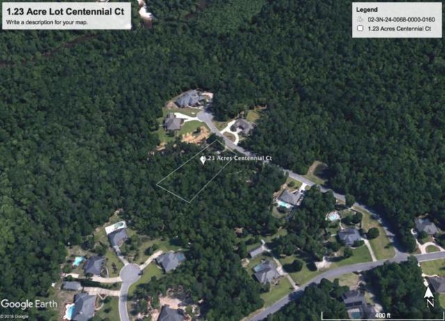 1.23 Acres Centennial Court, Crestview, FL 32536 (MLS #799537) :: Classic Luxury Real Estate, LLC
