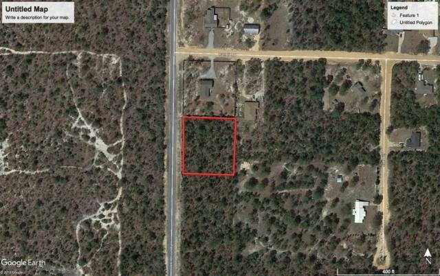 11 AC Mt Olive Road, Crestview, FL 32539 (MLS #799599) :: ResortQuest Real Estate