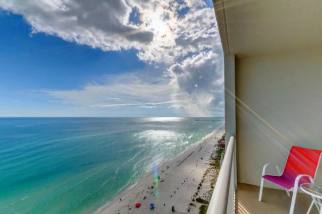 10901 Front Beach Road Road #2113, Panama City Beach, FL 32407 (MLS #799633) :: Classic Luxury Real Estate, LLC