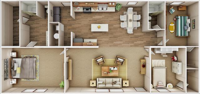 1521 Trotter Way, Baker, FL 32531 (MLS #799718) :: ResortQuest Real Estate
