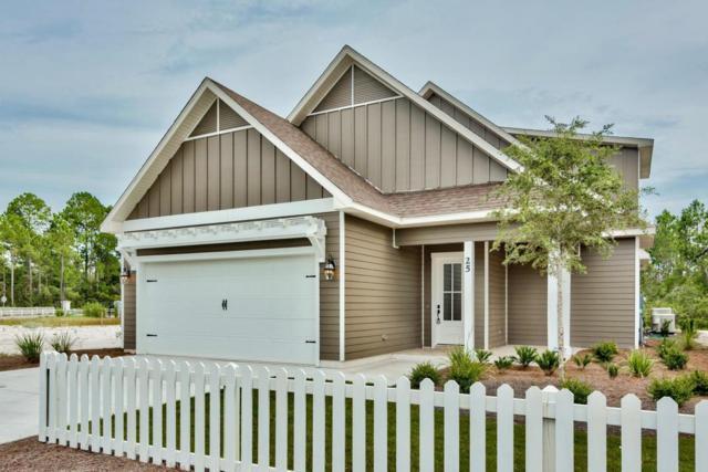 Lot 18 Emma Grace Lane, Santa Rosa Beach, FL 32459 (MLS #799792) :: Luxury Properties Real Estate