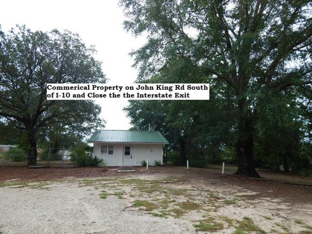 124 John King Road, Crestview, FL 32539 (MLS #799801) :: Scenic Sotheby's International Realty