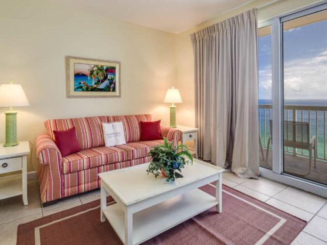 5115 Gulf Drive Unit 1804, Panama City Beach, FL 32408 (MLS #799844) :: ResortQuest Real Estate