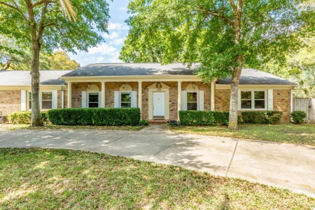 306 Andrew Jackson Trail, Gulf Breeze, FL 32561 (MLS #799922) :: Classic Luxury Real Estate, LLC