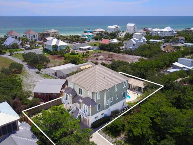 58 High Tide Way, Inlet Beach, FL 32461 (MLS #799950) :: Classic Luxury Real Estate, LLC