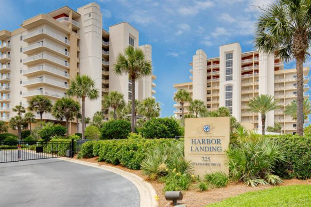 725 Gulf Shore Drive Unit 805B, Destin, FL 32541 (MLS #800056) :: Engel & Volkers 30A Chris Miller