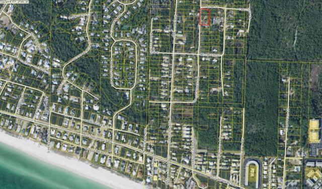 Lot 24 Elm Street, Santa Rosa Beach, FL 32459 (MLS #800078) :: Scenic Sotheby's International Realty