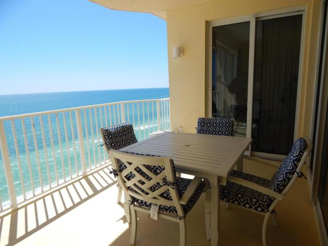 9450 S Thomas Drive #1708, Panama City Beach, FL 32408 (MLS #800145) :: Keller Williams Realty Emerald Coast
