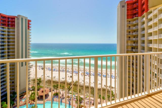 9900 S Thomas Drive Unit 1612, Panama City, FL 32408 (MLS #800308) :: Coast Properties