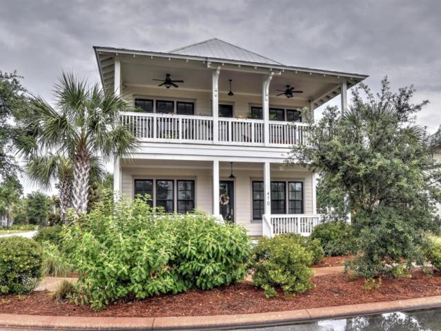 470 Cypress Drive, Santa Rosa Beach, FL 32459 (MLS #800356) :: The Premier Property Group