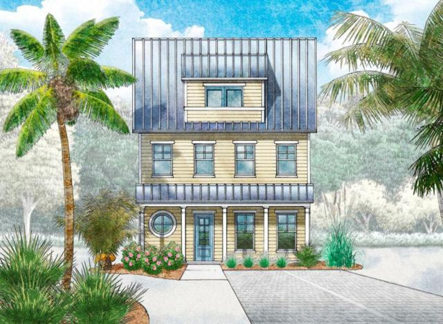 59 Dolphin Drive, Santa Rosa Beach, FL 32459 (MLS #800414) :: Classic Luxury Real Estate, LLC