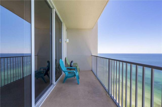 16819 Front Beach Road #2614, Panama City Beach, FL 32413 (MLS #800560) :: Davis Properties