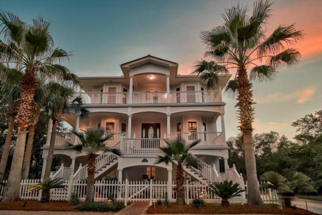 260 Old Beach Road, Santa Rosa Beach, FL 32459 (MLS #800763) :: Coast Properties