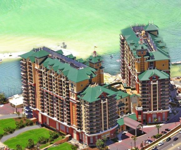 10 Harbor Boulevard E610a, Destin, FL 32541 (MLS #800793) :: Coast Properties
