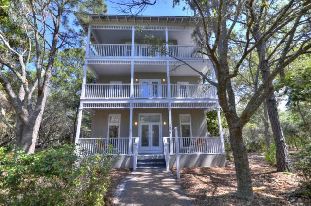 180 Wilderness Way, Santa Rosa Beach, FL 32459 (MLS #800822) :: Luxury Properties of the Emerald Coast