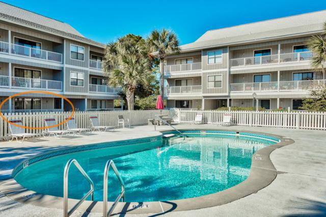 3799 E Co Hwy 30-A D-10, Santa Rosa Beach, FL 32459 (MLS #800877) :: Luxury Properties on 30A