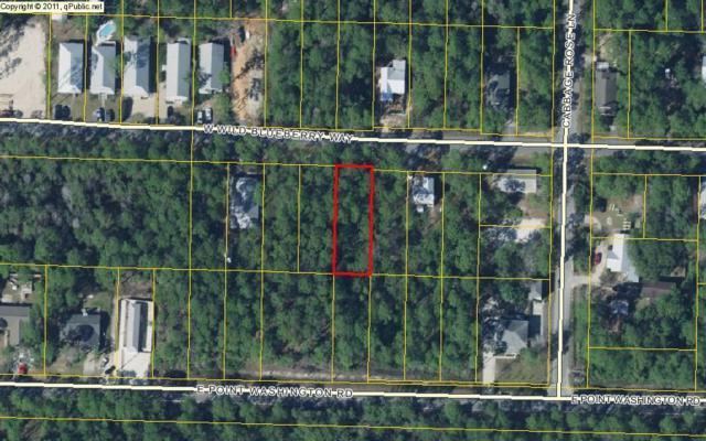 Lot 15 W Wild Blueberry Way, Santa Rosa Beach, FL 32459 (MLS #800917) :: Classic Luxury Real Estate, LLC